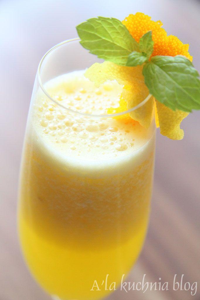 Lemoniada Cytrynowo Pomarańczowa
